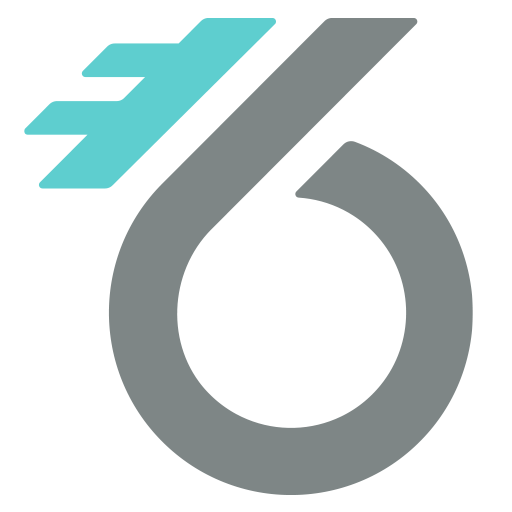 Number Six Marketing Agency Logo