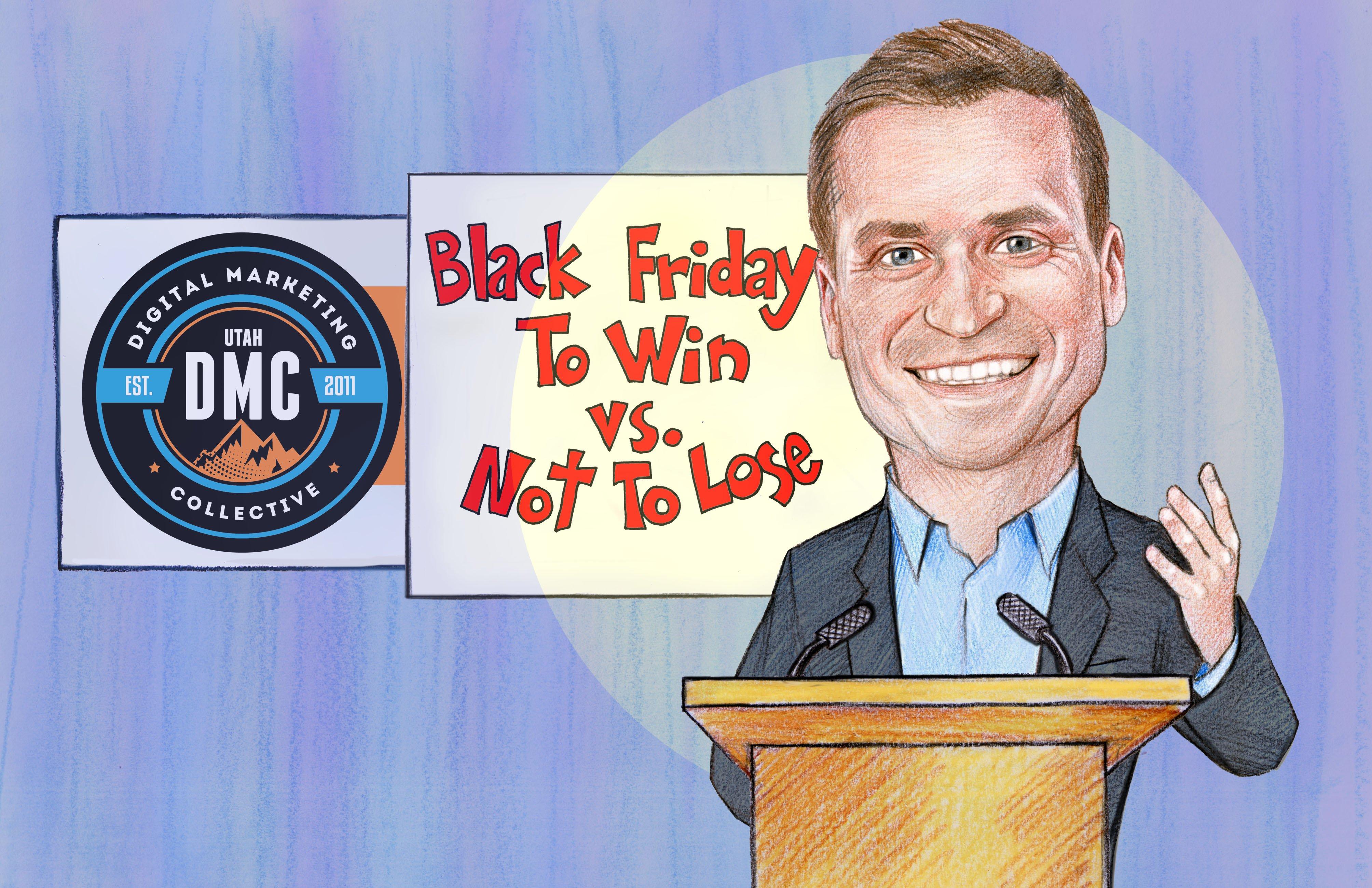 Adam Bridegan Utah DMC Cartoon