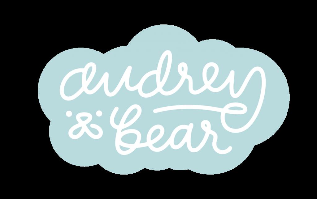 audrey and bear