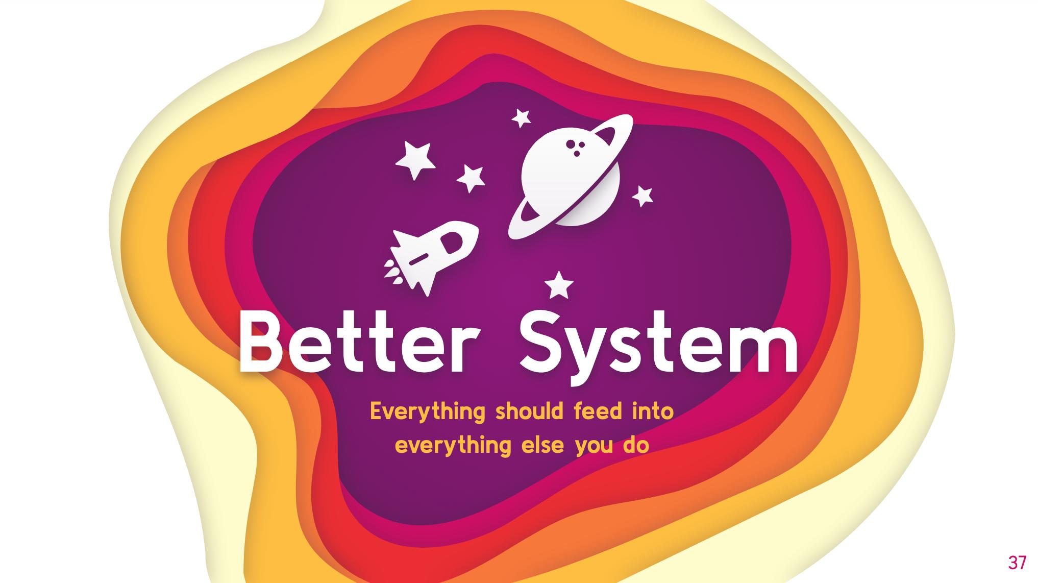 Erin Blaskie - Better System