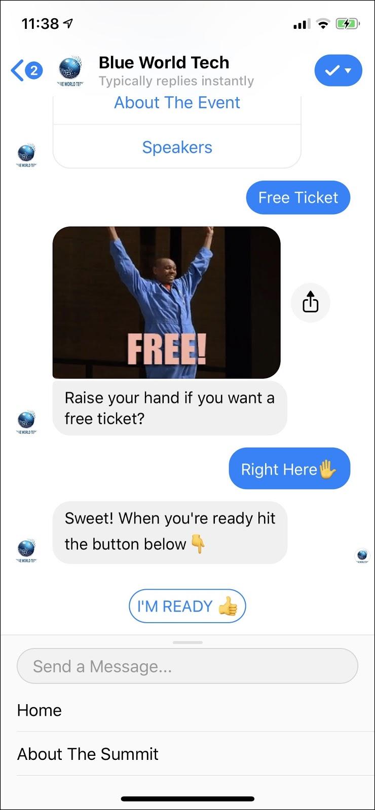 LK 3 Messenger Bot