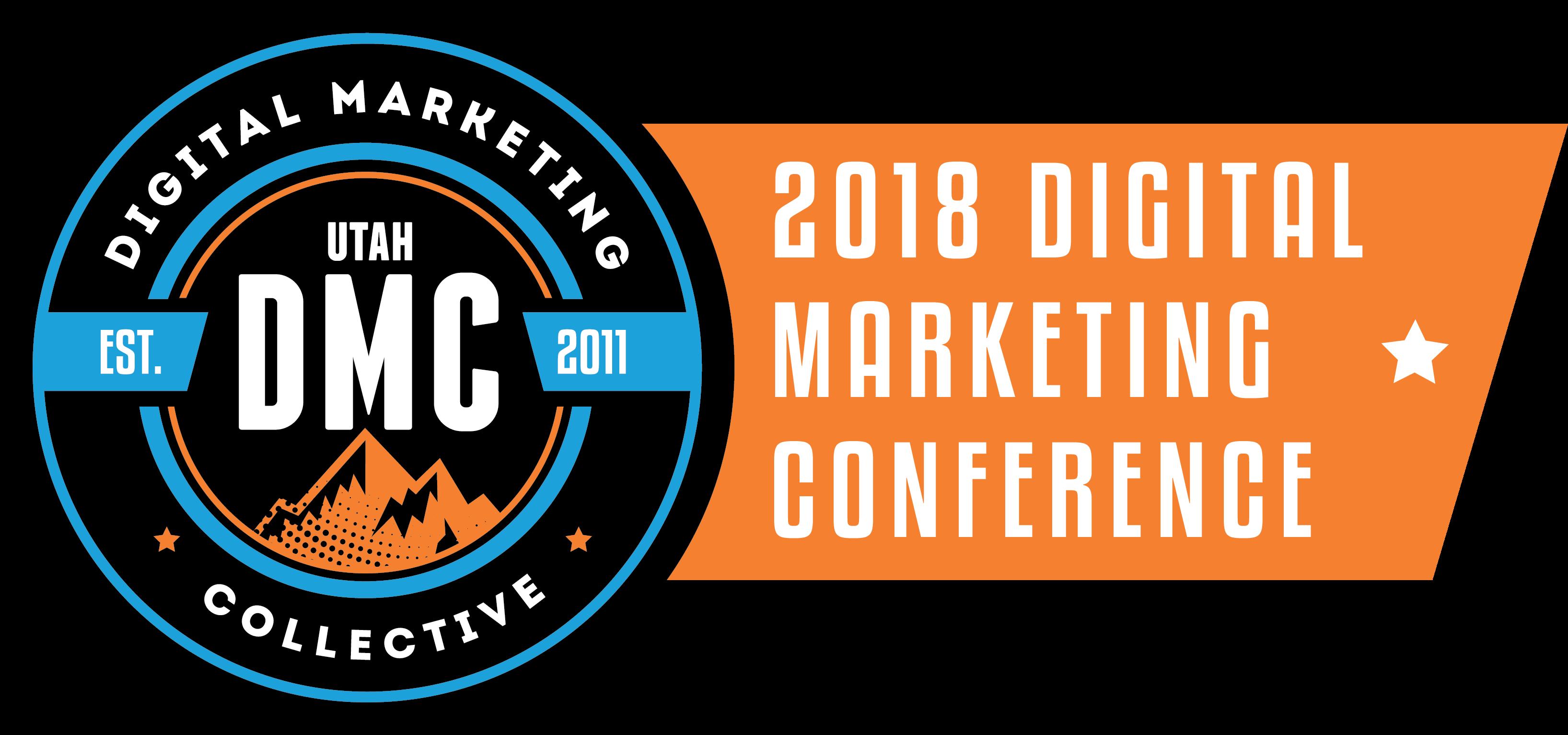 Utah DMC Digital Marketing Conference 2018