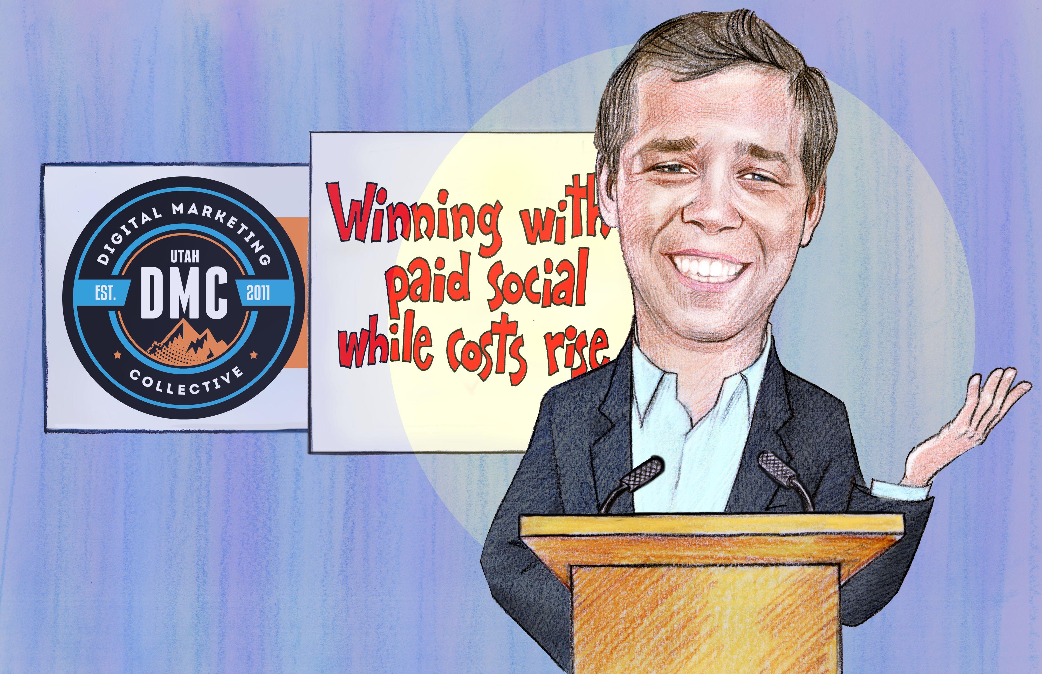 Pierson Krass Utah DMC Cartoon