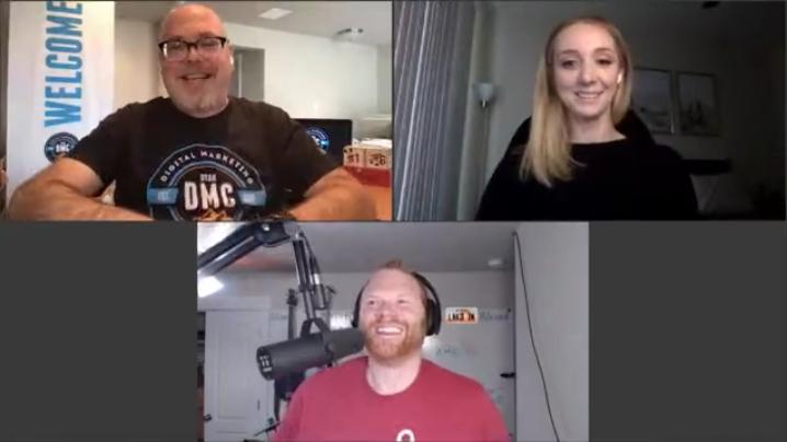 Utah DMC - Savannah Sanchez - AJ Wilcox - Darin Berntson - Paid Social Ad Creative - How To Drive Conversions Online With Video Ads