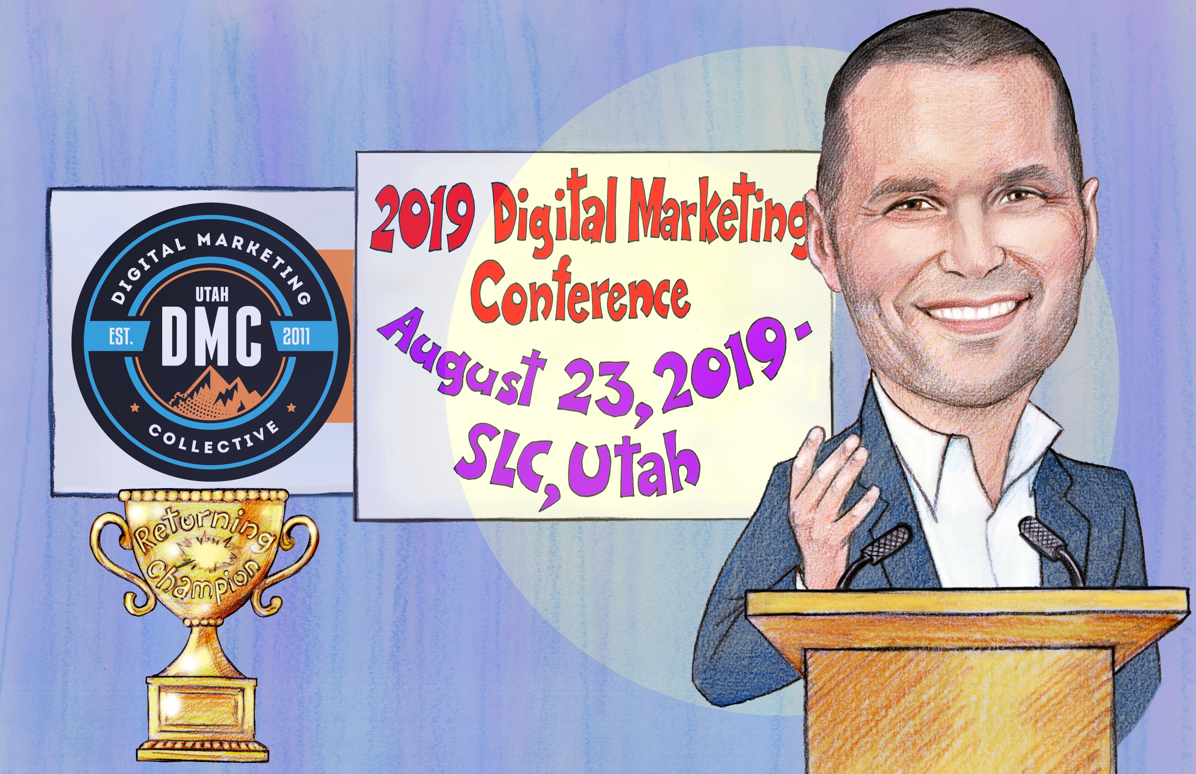 Marcus Sheridan |Utah DMC Conference Recap – August 2019