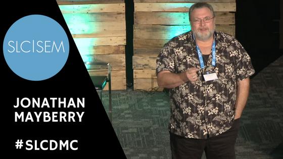 Jonathan Maberry | DMC 2016