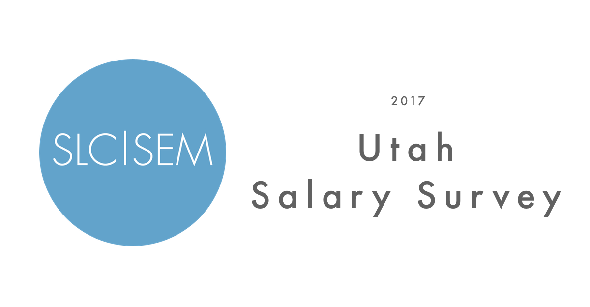 Take the 2017 SLC|SEM Salary Survey Now