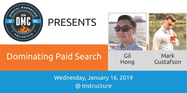 Dominating Paid Search - January 2019 [recap]