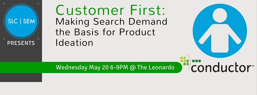 [RECAP] Making Search Demand the Basis for Product Ideation