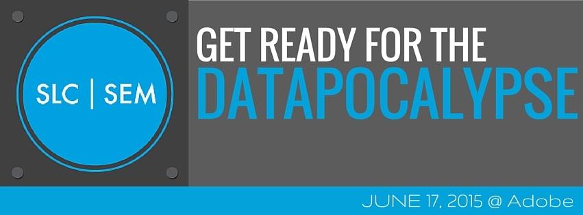 [RECAP] Get Ready for the Datapocalypse