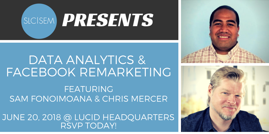 Recap: Data Analytics & Facebook Remarketing - June 2018