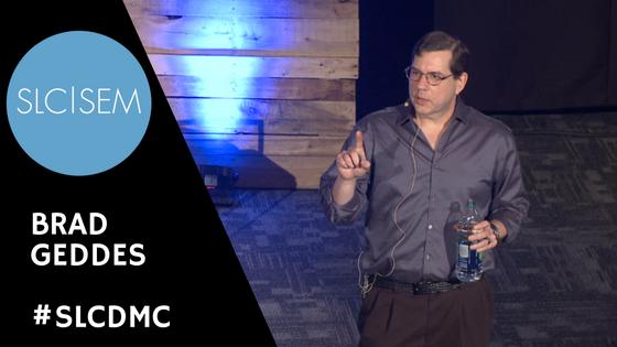 Brad Geddes | DMC 2016