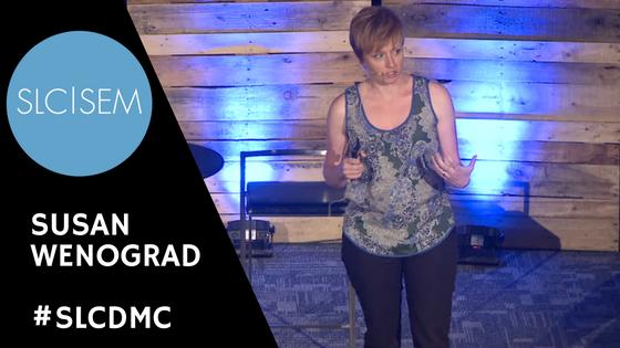 Susan Wenograd | DMC 2016