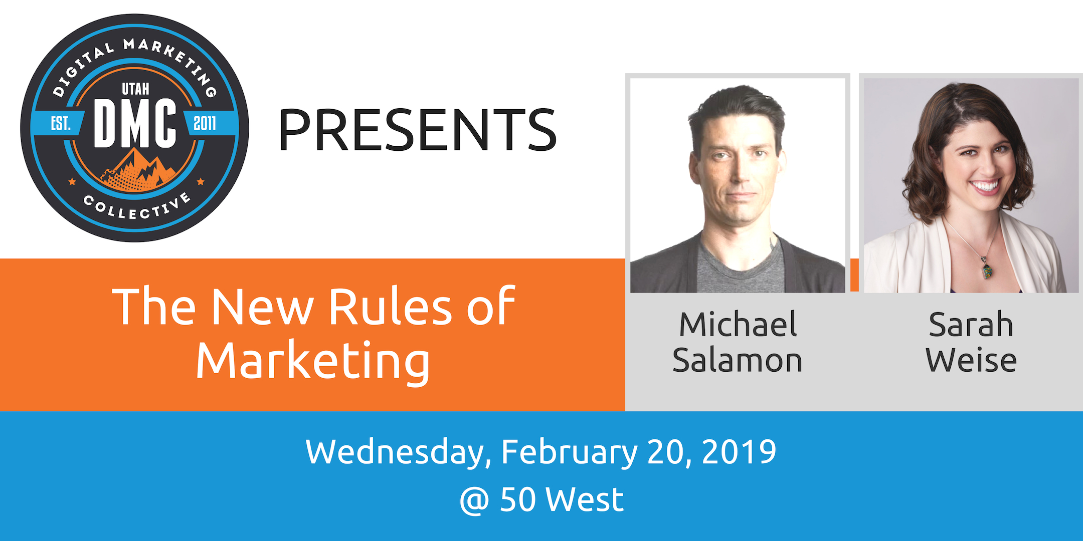 New Rules of Marketing - February 2019 [Recap]