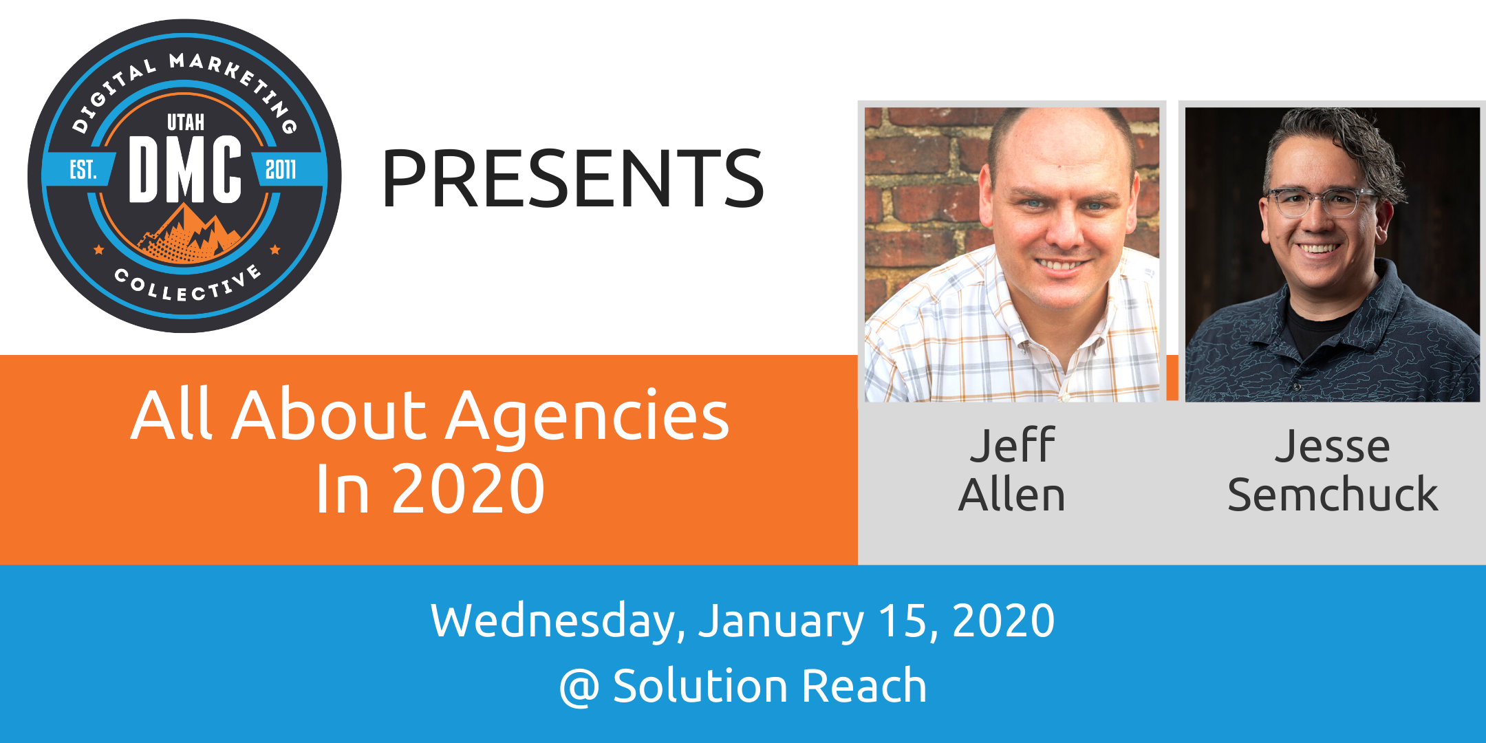 All About Agencies | Utah DMC Recap – January 2020